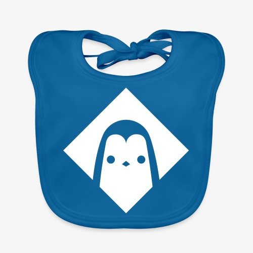 Pingouin - Bavoir bio Bébé
