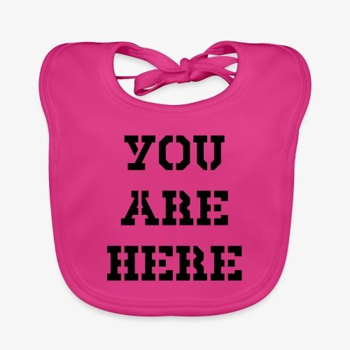 You are here - Baby Bio-Lätzchen