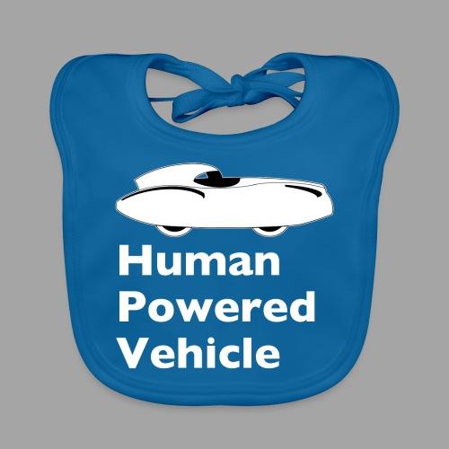 Quattrovelo Human Powered Vehicle white - Vauvan ruokalappu