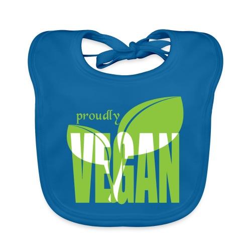 proudly vegan - Baby Bio-Lätzchen