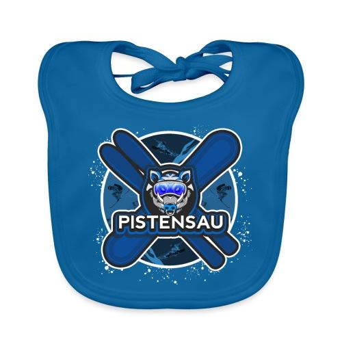 PistenSau NachtSki - Baby Bio-Lätzchen