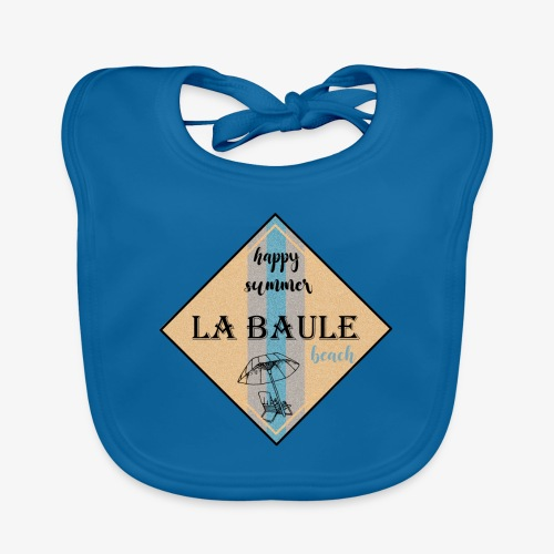 la baule - Bavoir bio Bébé