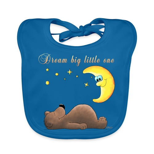 Dream big little one - Baby Bio-Lätzchen