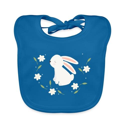 bunny hasen für kinder tshirt - Baby Bio-Lätzchen