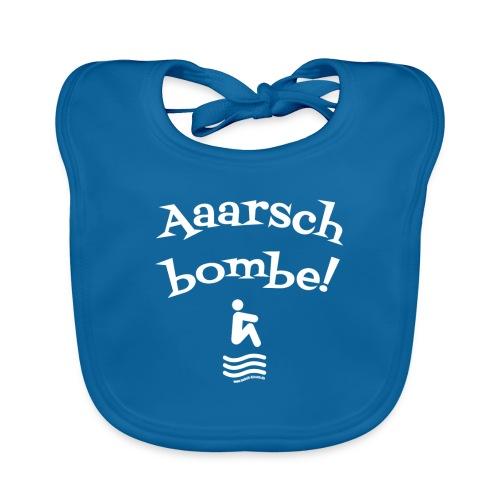 Aaarschbombe! - Baby Bio-Lätzchen
