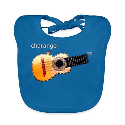 Charango - Bavoir bio Bébé