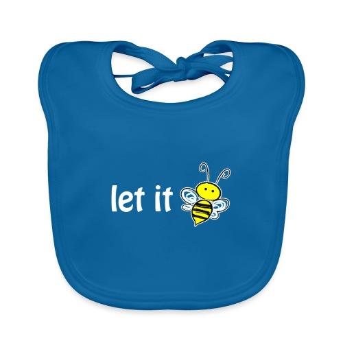 let it bee - Baby Bio-Lätzchen