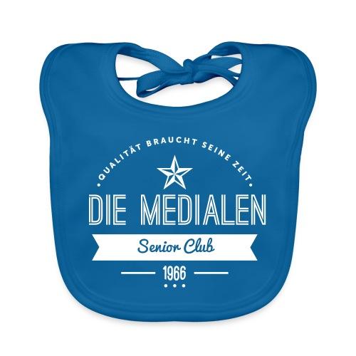 Senior Club Die Medialen - Baby Bio-Lätzchen