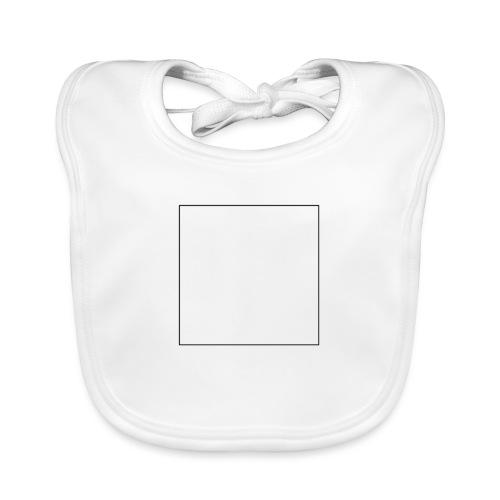 Square t shirt - Bio-slabbetje voor baby's