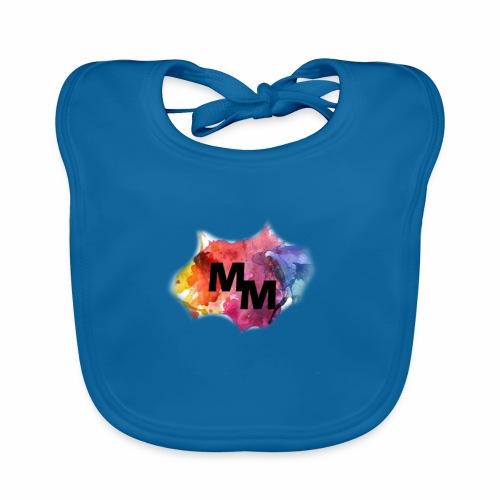 MattMonster Logo - Baby Organic Bib