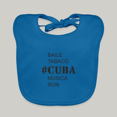 Cuba - Baby Bio-Lätzchen