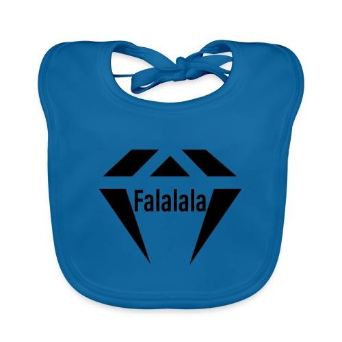 J.O.B Diamant Falalala - Baby Bio-Lätzchen