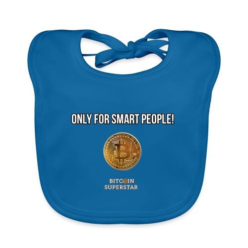 Only for smart people - Bavaglino ecologico per neonato