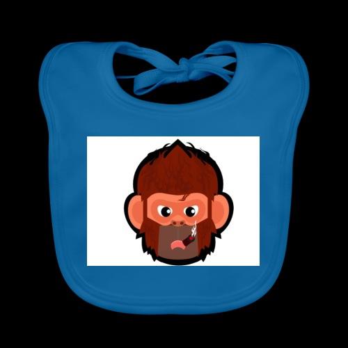 pogo clan Buttons & badges - Hagesmække af økologisk bomuld