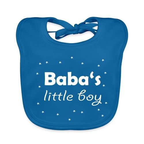 Baba's litte boy Babybody - Baby Bio-Lätzchen