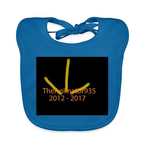 TheAnimator935 Logo - Baby Organic Bib