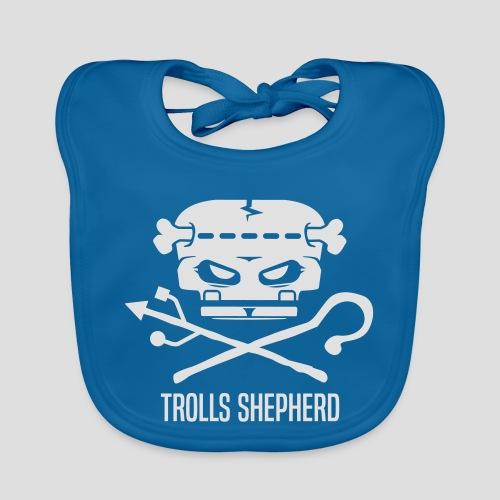 Trolls Shepherd - Bavoir bio Bébé