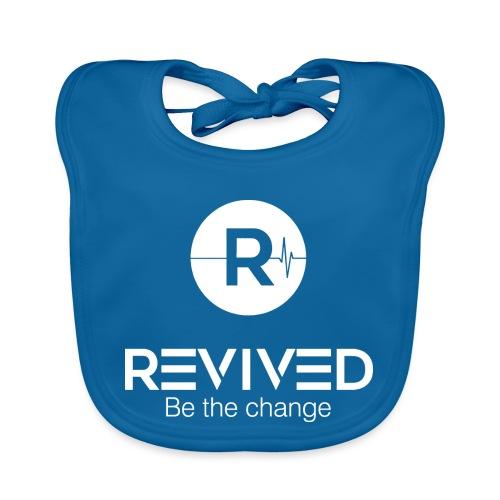Revived Be the change - Baby Organic Bib