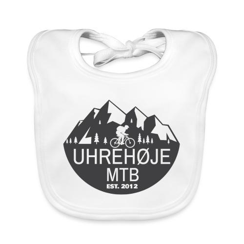 UhreHøje MTB - Hagesmække af økologisk bomuld