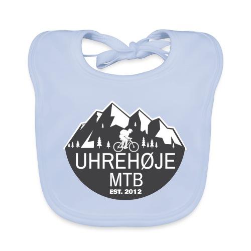 UhreHøje MTB - Baby økologisk hagesmæk