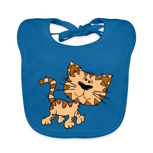 Cat - Baby Bio-Lätzchen