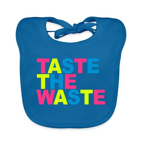 tastethewaste3farb - Baby Bio-Lätzchen