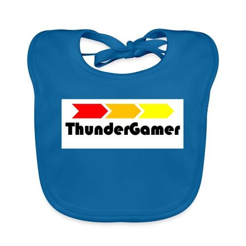 Reusable Thunder Gamer Cup - Organic Baby Bibs