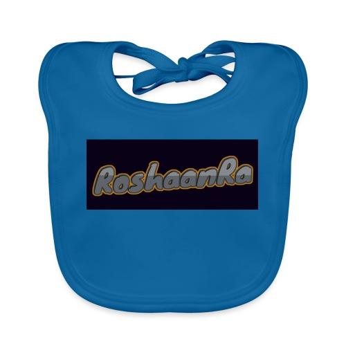 RoshaanRa Tshirt - Organic Baby Bibs