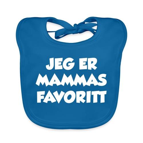 «Jeg er mammas favoritt» (fra Det norske plagg) - Økologisk babysmekke