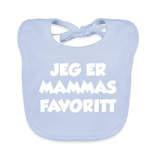 «Jeg er mammas favoritt» (fra Det norske plagg) - Baby biosmekke