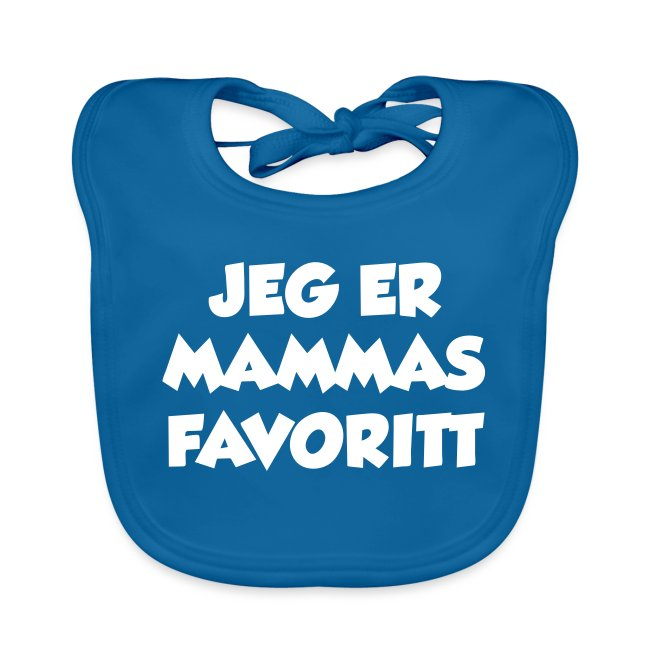 «Jeg er mammas favoritt» (fra Det norske plagg)
