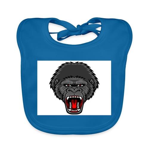 gorilla - Bio-slabbetje voor baby's