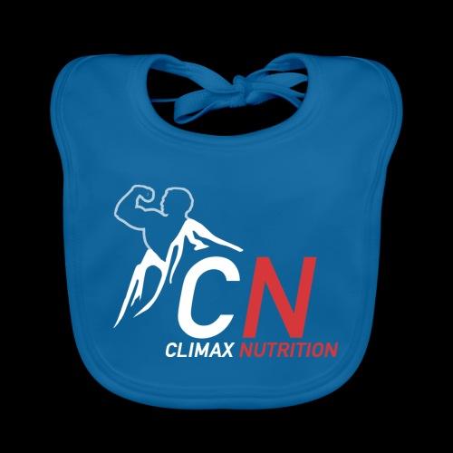 Climax Nutrition Logo - Organic Baby Bibs
