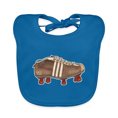 Vintage Fussbalschuhe / Soccer Shoes - Baby Bio-Lätzchen