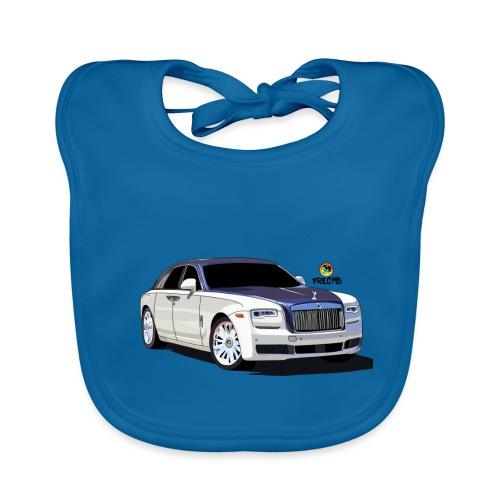 Luxury car - Baby Organic Bib