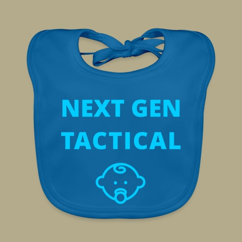 Tactical Baby Boy - Bio-slabbetje voor baby's