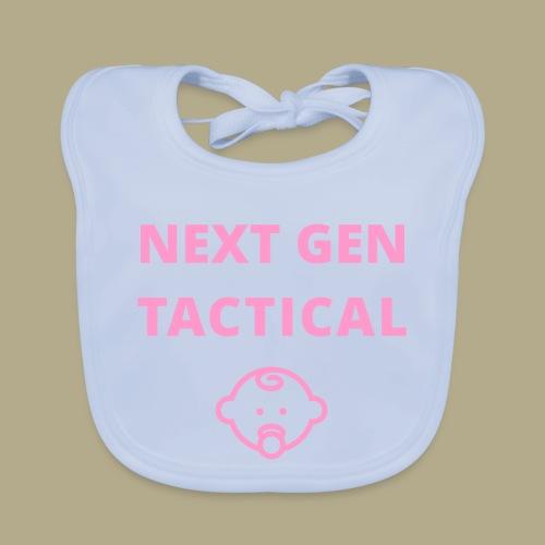 Tactical Baby Girl - Bio-slabbetje voor baby's