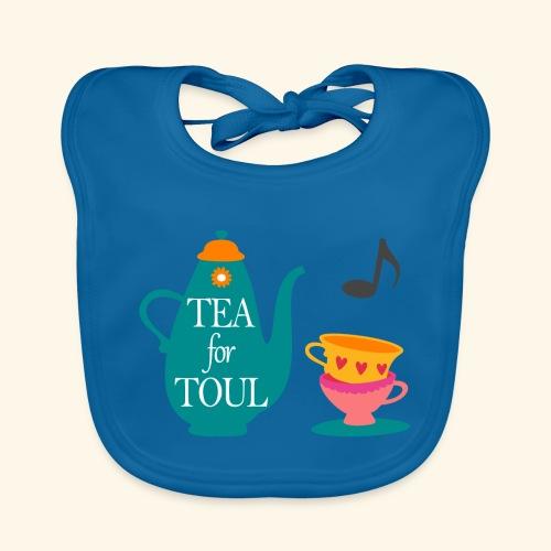 Tea for Toul - Bavoir bio Bébé