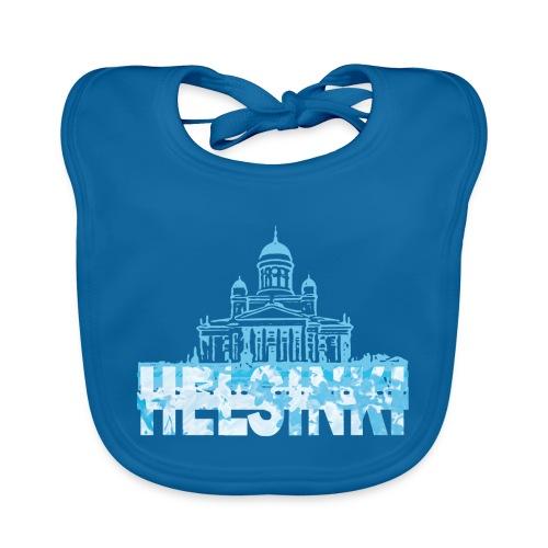 Helsinki Cathedral - Baby Organic Bib