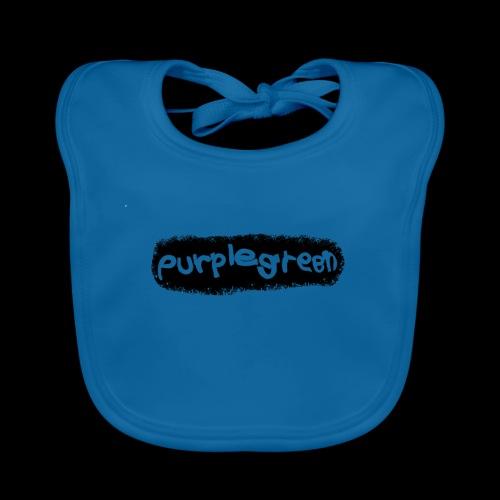 purplegreen Nici - Baby Bio-Lätzchen