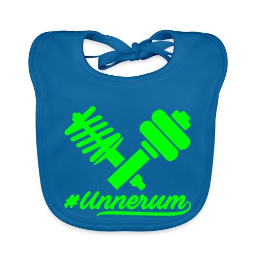Logo #Unnerum - Baby Bio-Lätzchen