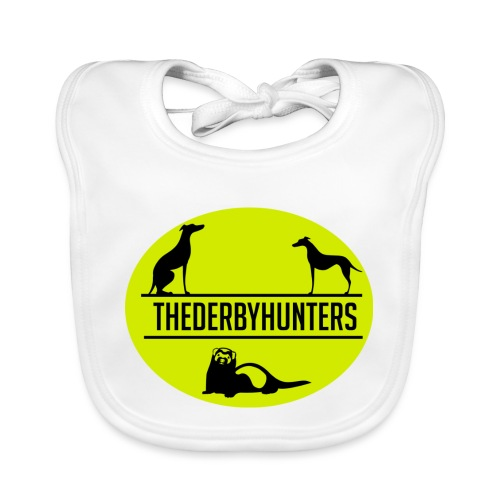 the derby hunters-yellow - Organic Baby Bibs