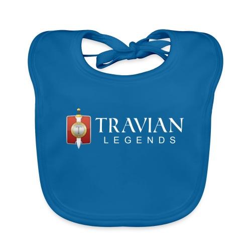 Travian Legends Logo 2 - Baby Organic Bib