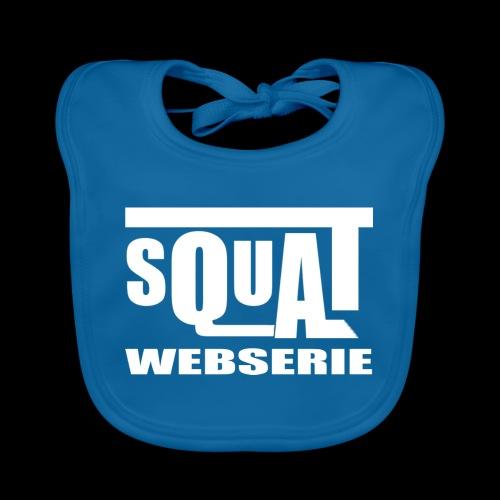 SQUAT WEBSERIE - Bavoir bio Bébé