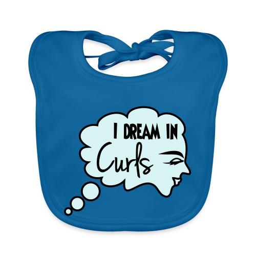 I Dream In Curls - Organic Baby Bibs