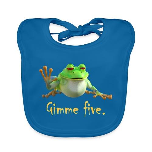 Gimme five - Baby Bio-Lätzchen