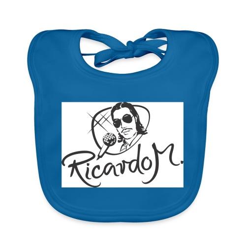 Ricardo M.-Logo - Baby Bio-Lätzchen