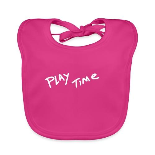 Play Time Tshirt - Organic Baby Bibs