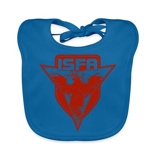 isfa logo 1c rot - Baby Bio-Lätzchen