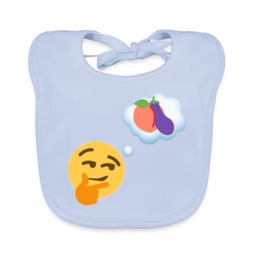 Johtaja98 Emoji - Vauvan ruokalappu
